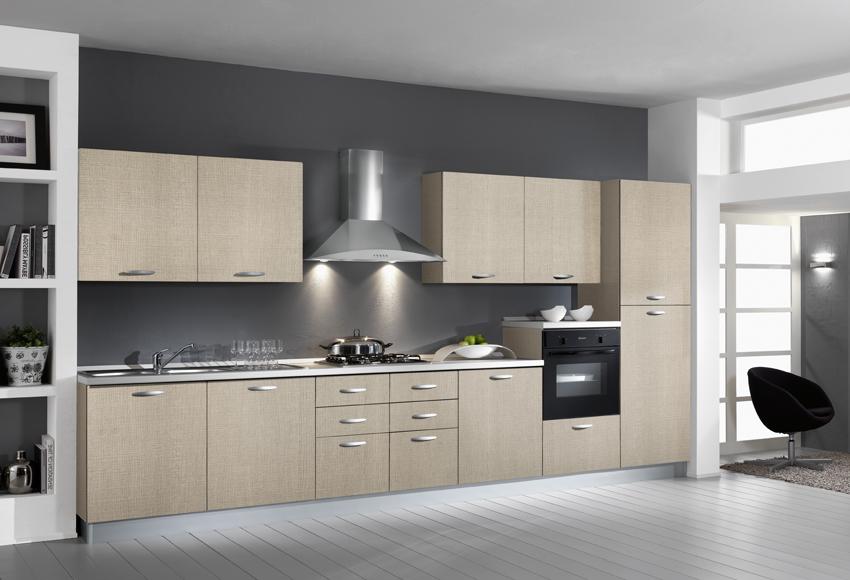 Cucine componibili senza frigo idee per il design della casa - Cucine con frigo esterno ...